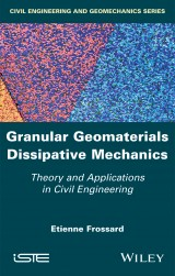 Granular Geomaterials Dissipative Mechanics