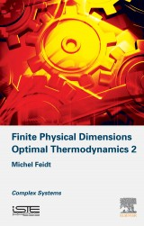 Finite Physical Dimensions Optimal Thermodynamics 2