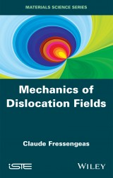 Mechanics of Dislocation Fields