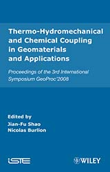 Thermo-Hydromechanical and chemical coupling in geomaterials and applications