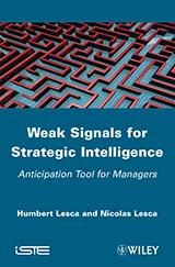Weak Signals for Strategic Intelligence