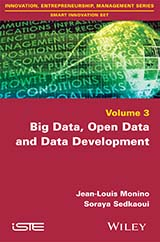 Big Data, Open Data and Data Development