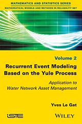 Recurrent Event Modeling Based on the Yule Process