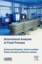 Dimensional Analysis of Food Processes