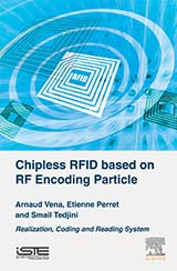 Chipless RFID based on RF Encoding Particle