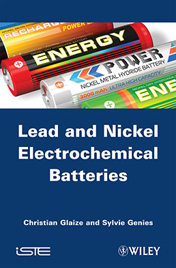 Lead and Nickel Electrochemical Batteries