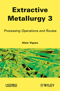 Extractive Metallurgy 3