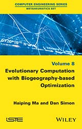 Evolutionary Computation with Biogeography-based Optimization