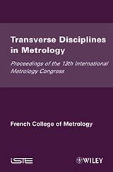 Transverse Disciplines in Metrology