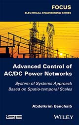 Advanced Control of AC/DC Power Networks