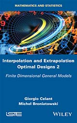 Interpolation and Extrapolation Optimal Designs 2