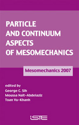 Particle and Continuum Aspects of Mesomechanics