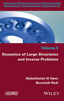 Dynamics of Large Structures and Inverse Problems