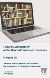 Records Management at the Heart of Business Processes