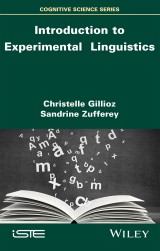 Introduction to Experimental Linguistics